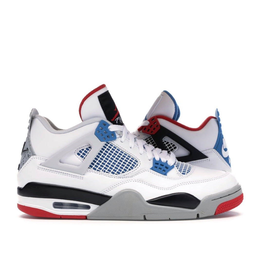 Jordan 4 Retro - What The