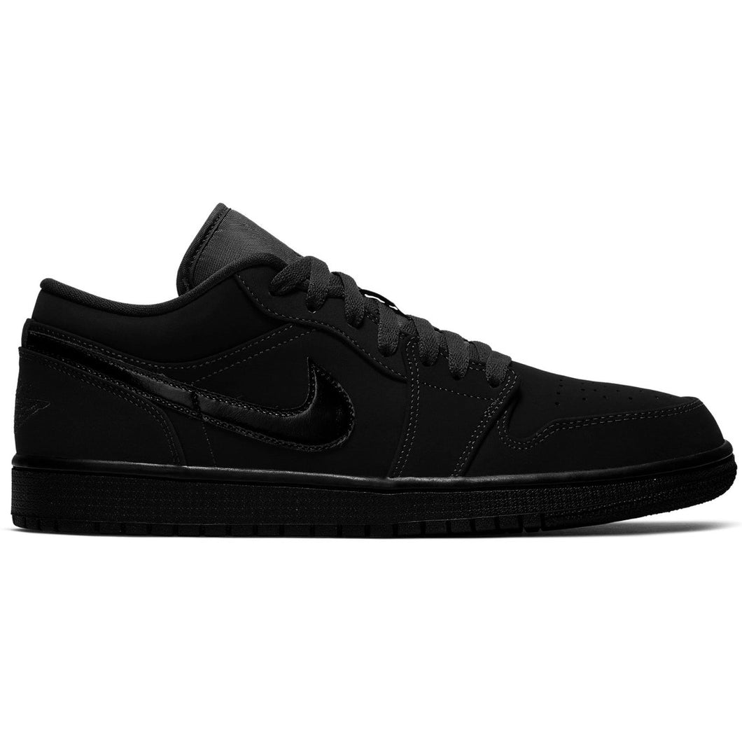 Jordan 1 Low - Triple Black