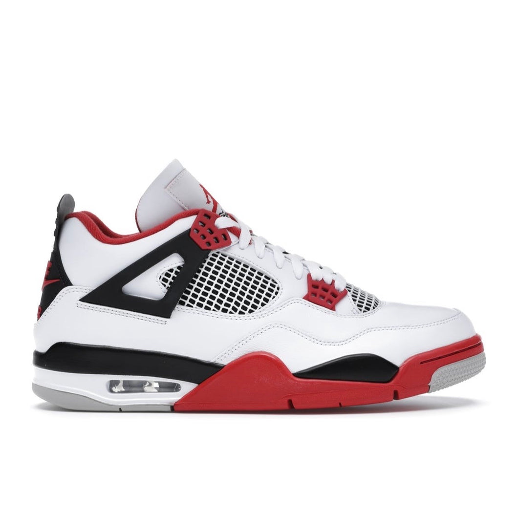 Jordan 4 Retro - Fire Red (2020)