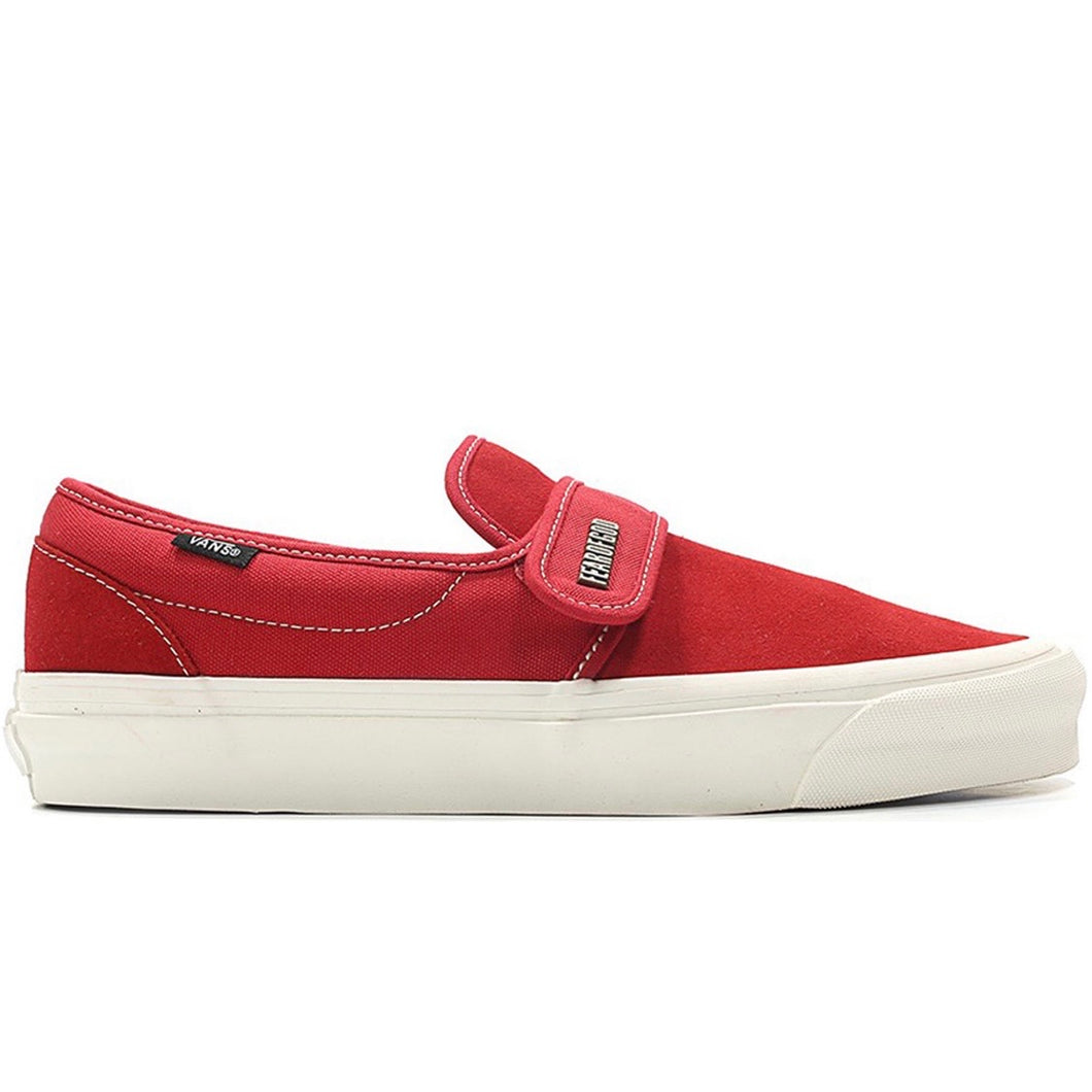 Vans x Fear of God Slip-On 47 V DX - Red