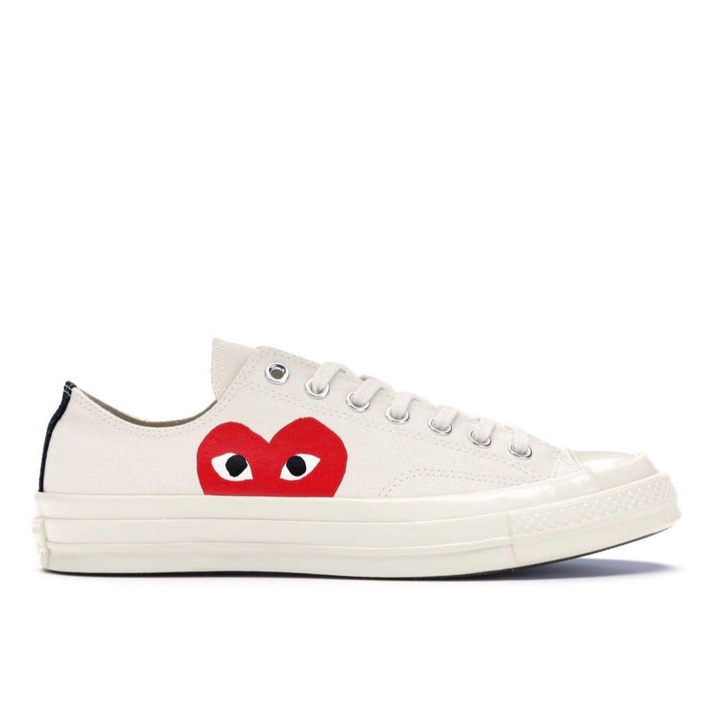 Converse Chuck Taylor All-Star - Comme des Garcons PLAY White