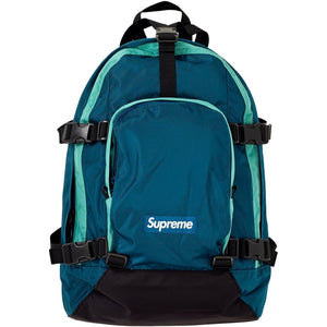 Supreme Backpack (FW19) Dark Teal