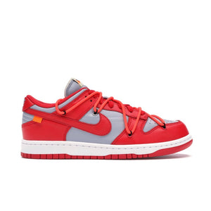 Nike x Off-White Dunk Low - University Red
