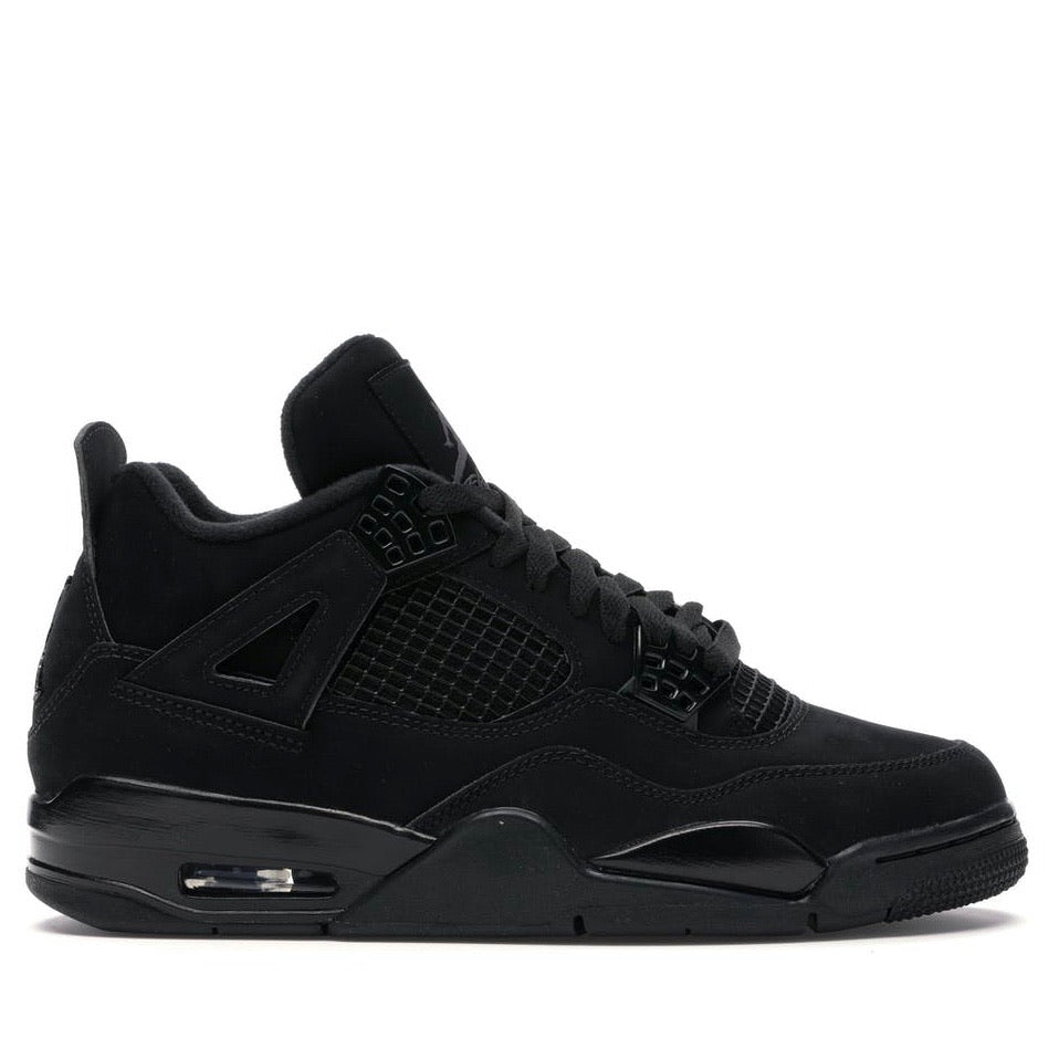 Jordan 4 Retro - Black Cat (2020)