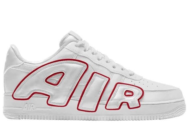 Nike x CPFM Air Force 1 Low - White/Red
