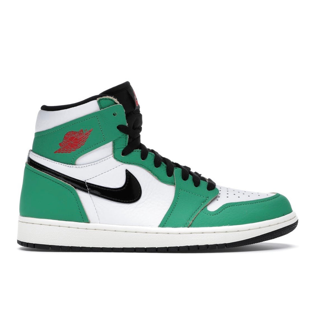 Jordan 1 Retro High - Lucky Green (W)