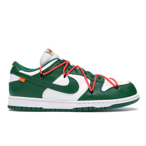 Nike x Off-White Dunk Low - Pine Green