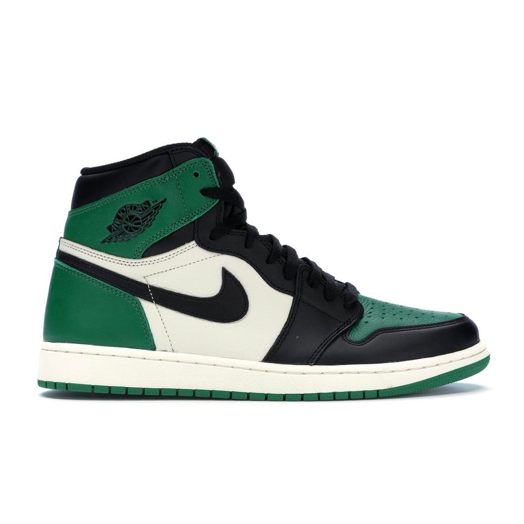 Jordan 1 Retro High - Pine Green (2018)