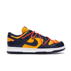 Nike x Off-White Dunk Low - Michigan