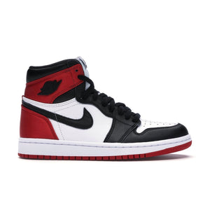 Jordan 1 Retro High - Satin Black Toe (W)