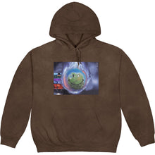 Load image into Gallery viewer, Travis Scott World Event - Hoodie Bleached Black