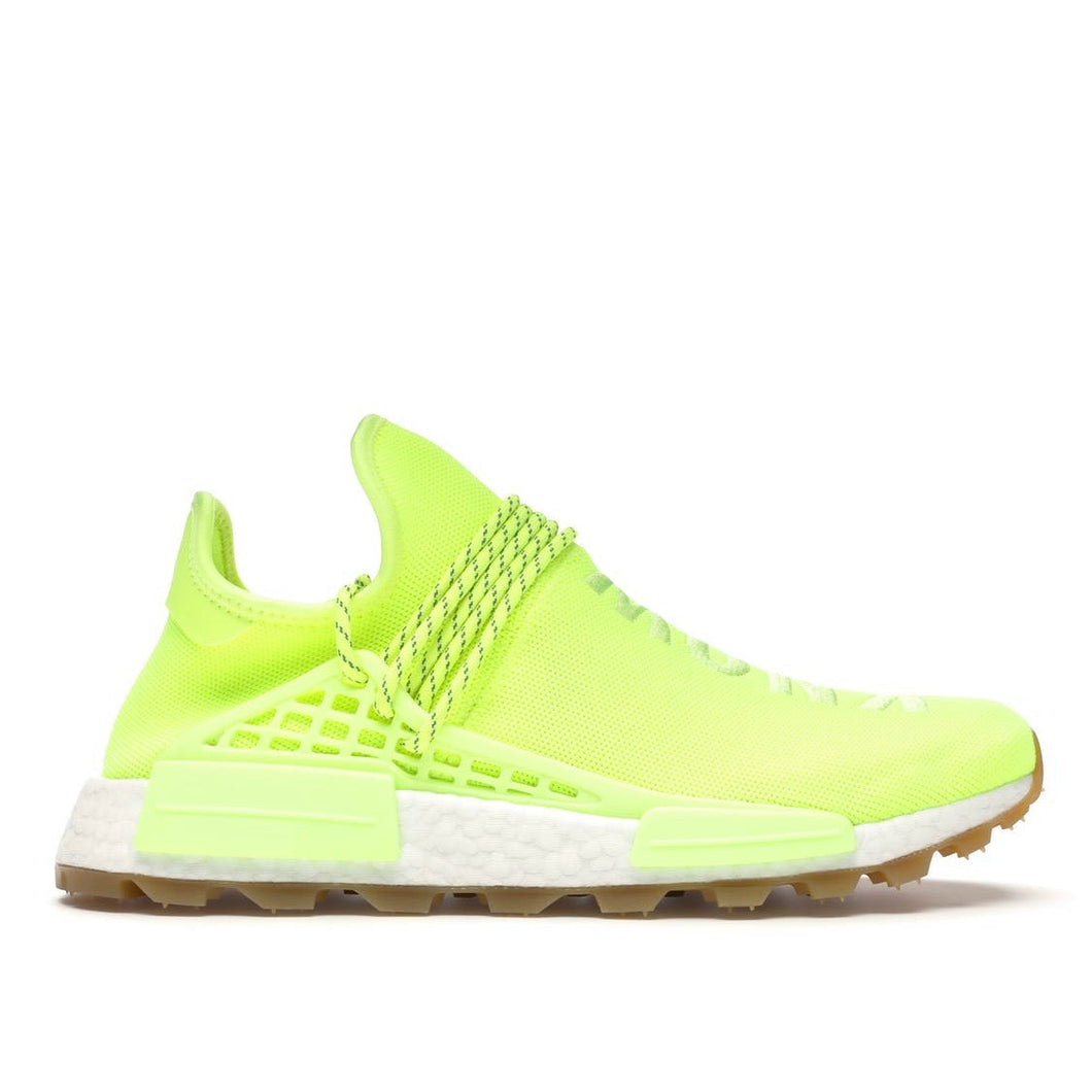 NMD Hu Trail Pharrell Solar Yellow