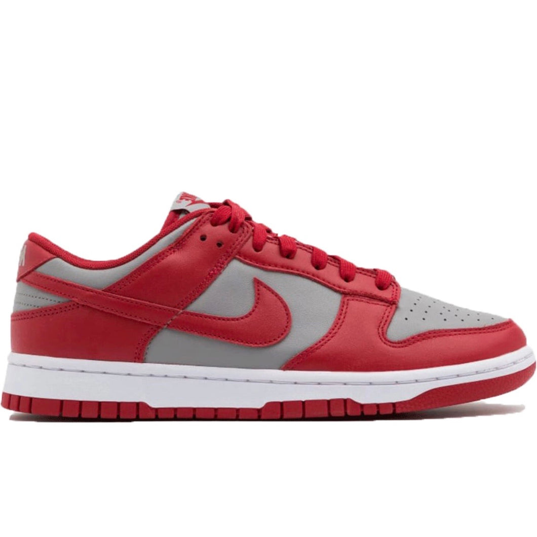 Dunk Low - Medium Grey Varsity Red UNLV