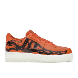 Nike Air Force 1 Low - Orange Skeleton