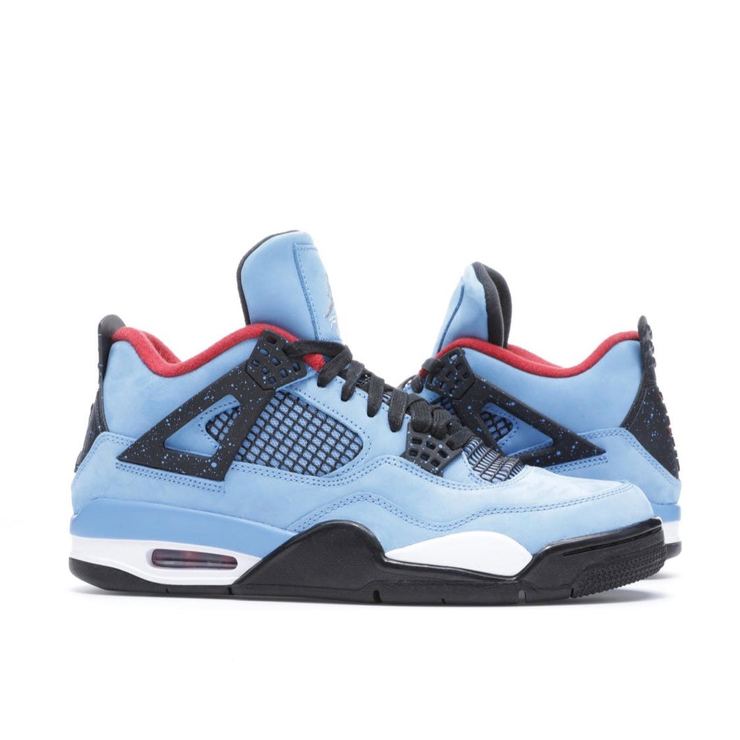 Jordan 4 Retro - Travis Scott Cactus Jack