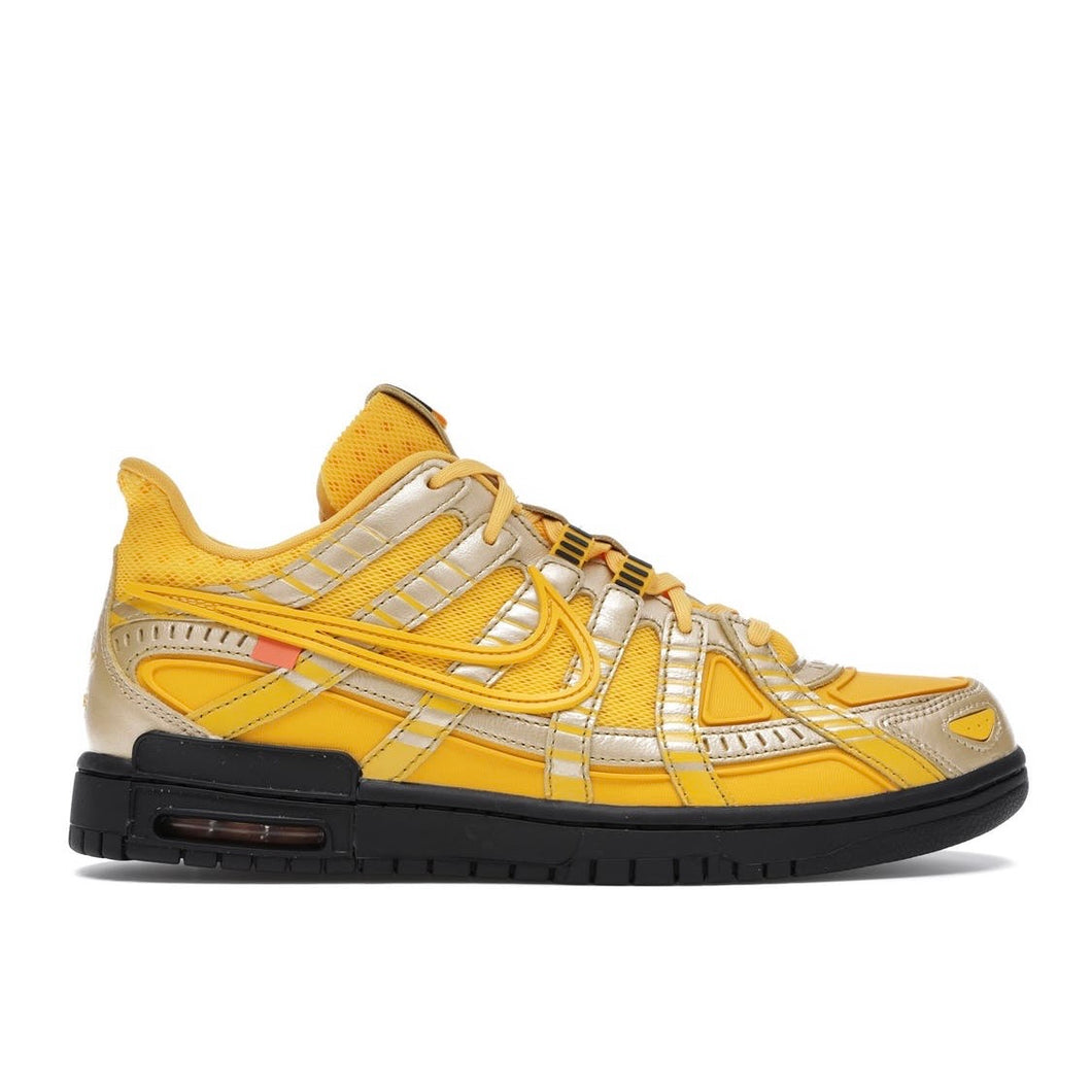 Nike x Off-White Air Rubber Dunk - University Gold