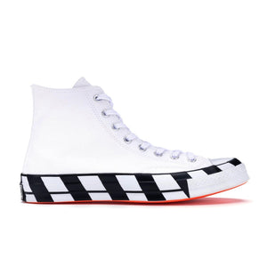Converse x Off-White - Chuck Taylor All-Star 70's High - White