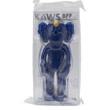 Load image into Gallery viewer, KAWS BFF Open Edition Vinyl Figure Blue