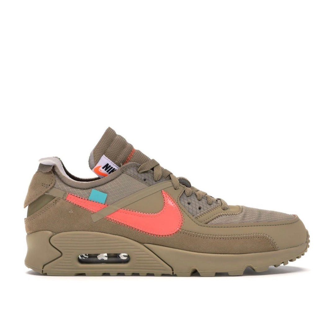Nike x Off-White Air Max 90 - Desert Ore