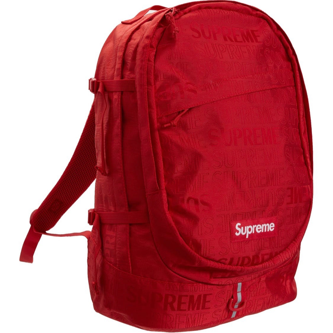 Supreme Backpack - Red (SS19)