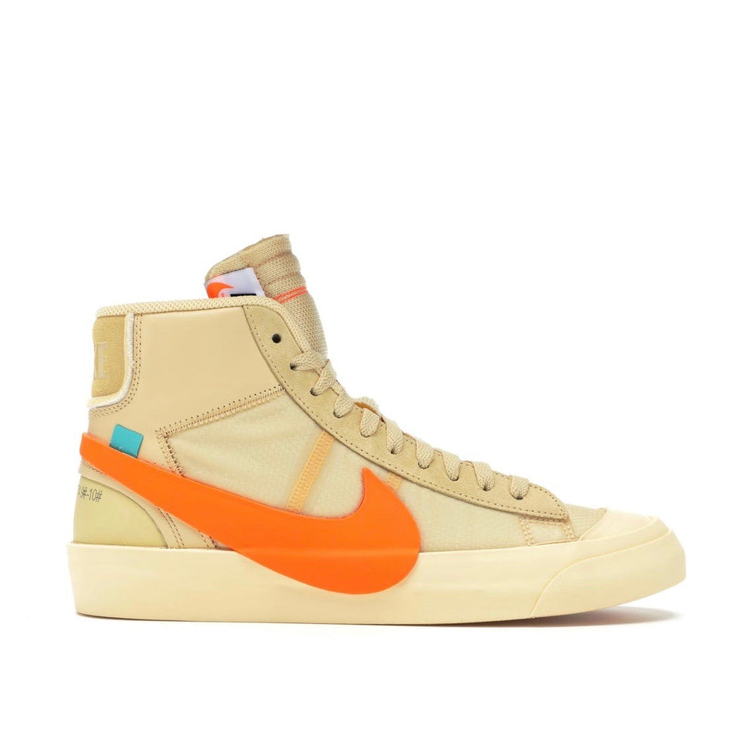 Nike x Off-White Blazer Mid - All Hallow's Eve