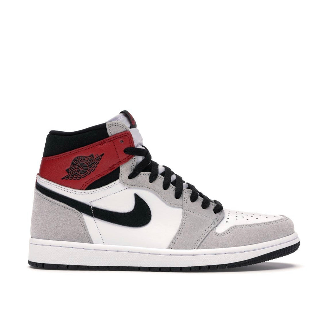 Jordan 1 Retro High - Light Smoke Grey