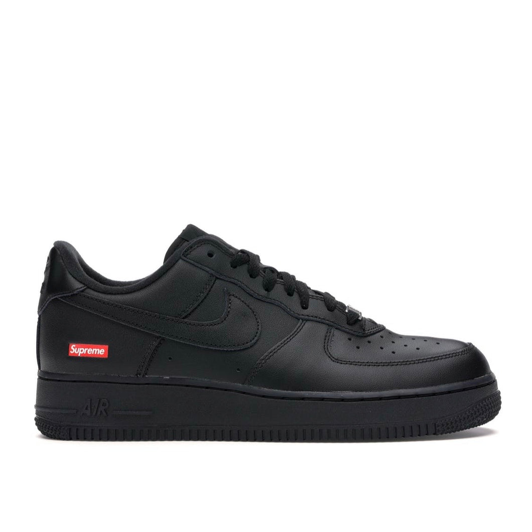 Nike Air Force 1 Low - Supreme Black