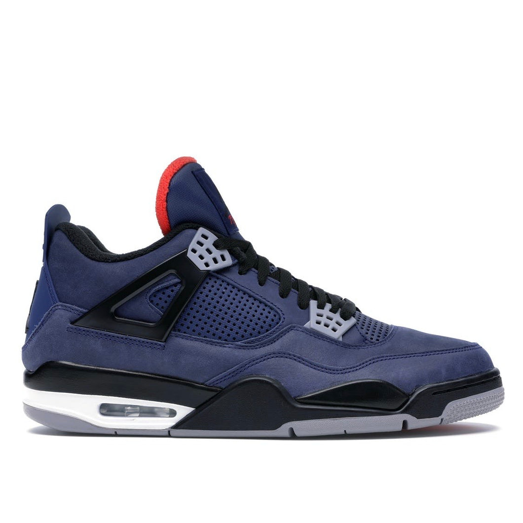 Jordan 4 Retro - Winterized Loyal Blue