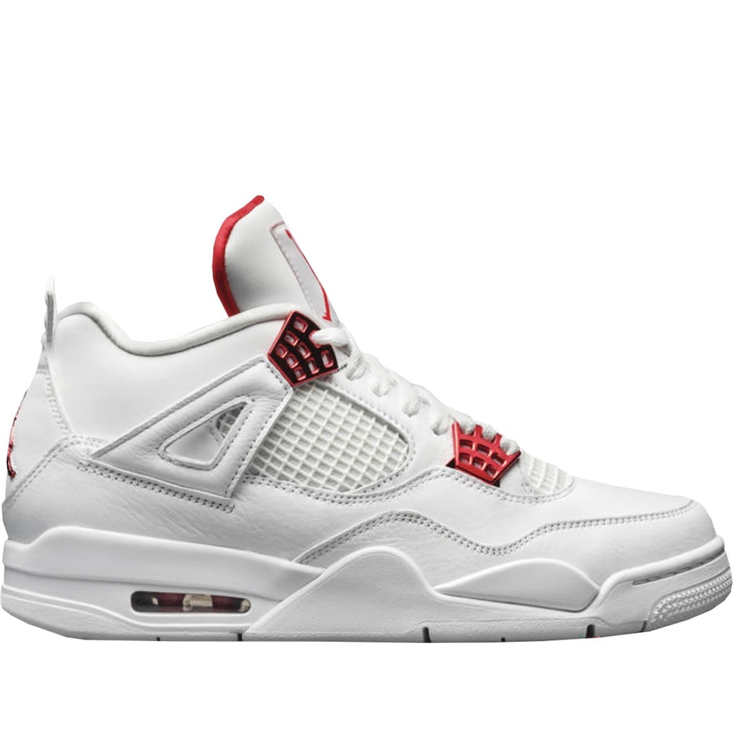 Jordan 4 Retro - Metallic Red