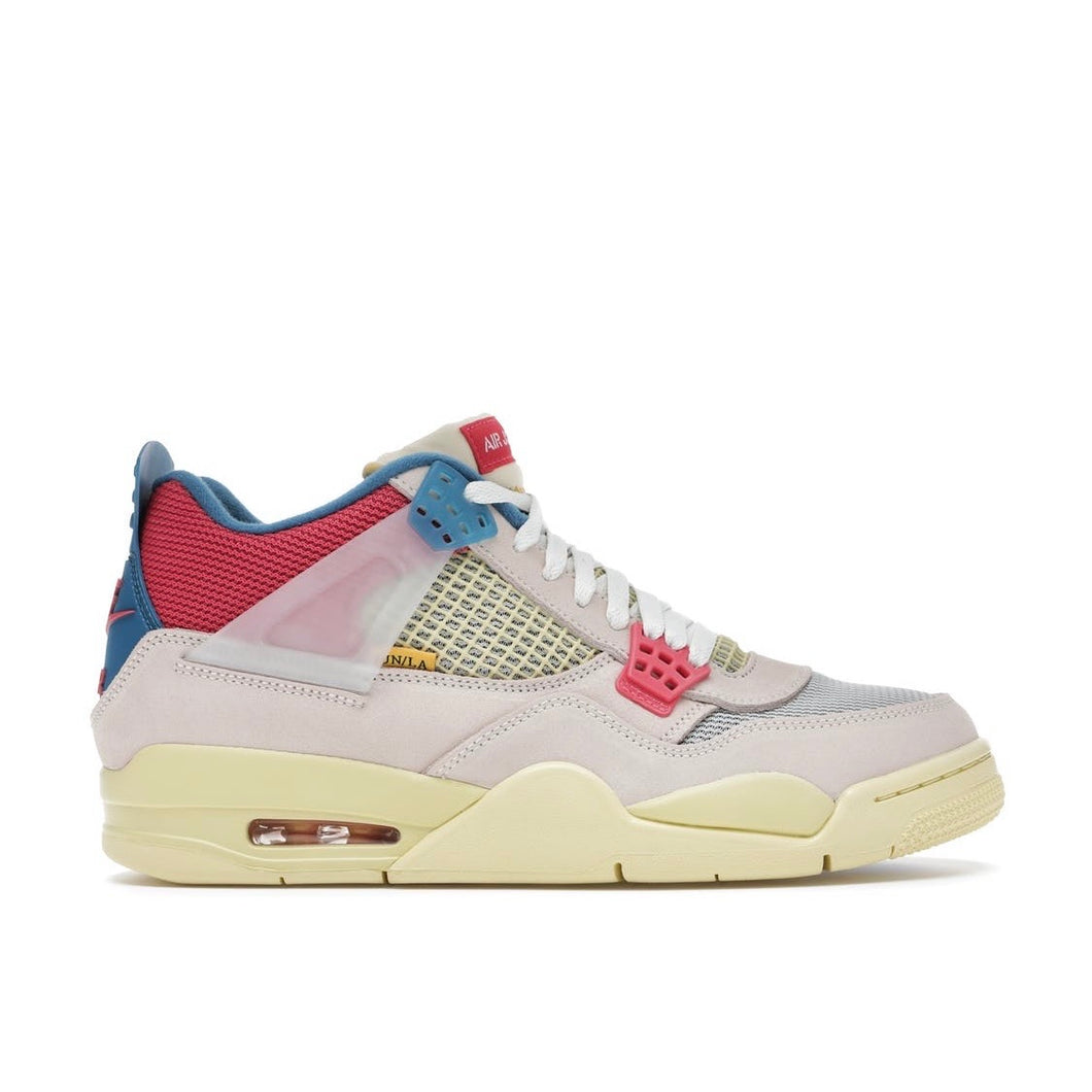 Nike x Union LA Jordan 4 Retro - Guava Ice