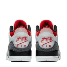 Load image into Gallery viewer, Jordan 3 Retro - SE-T COJP Fire Red Denim
