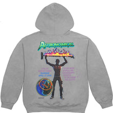 Load image into Gallery viewer, Travis Scott Cactus Jack Astroworld Fortnite - Hoodie Grey