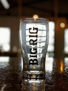 16oz Big Rig Glass