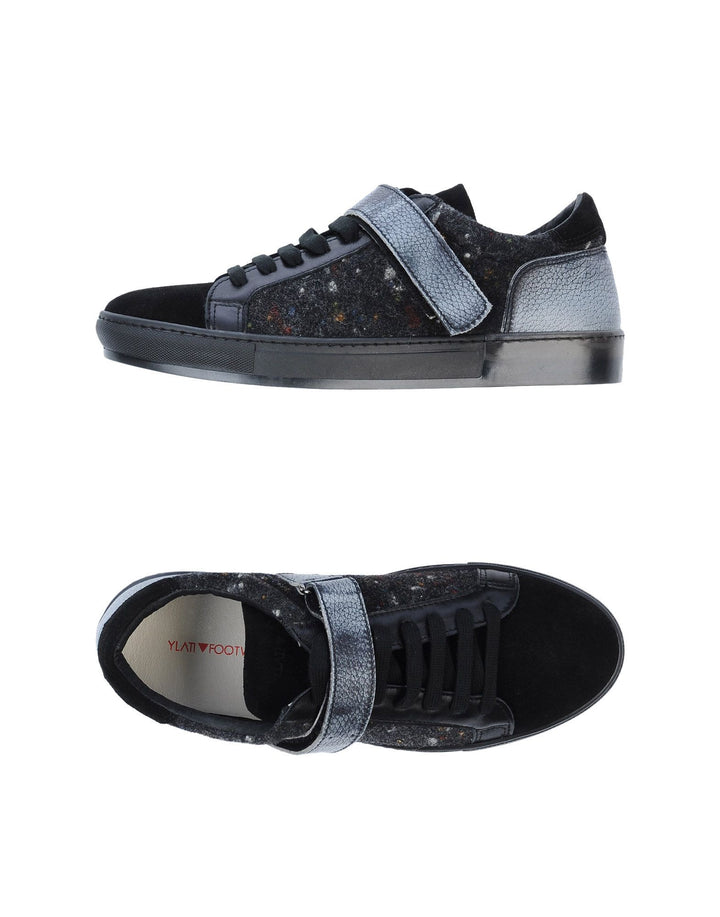 YLATI Low-tops | Black