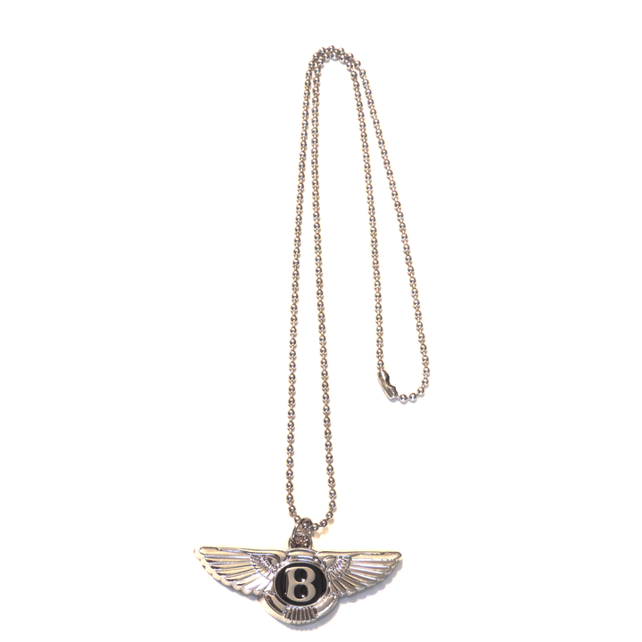 Private Label Brand Bentley Pendant + 27 inch Necklace