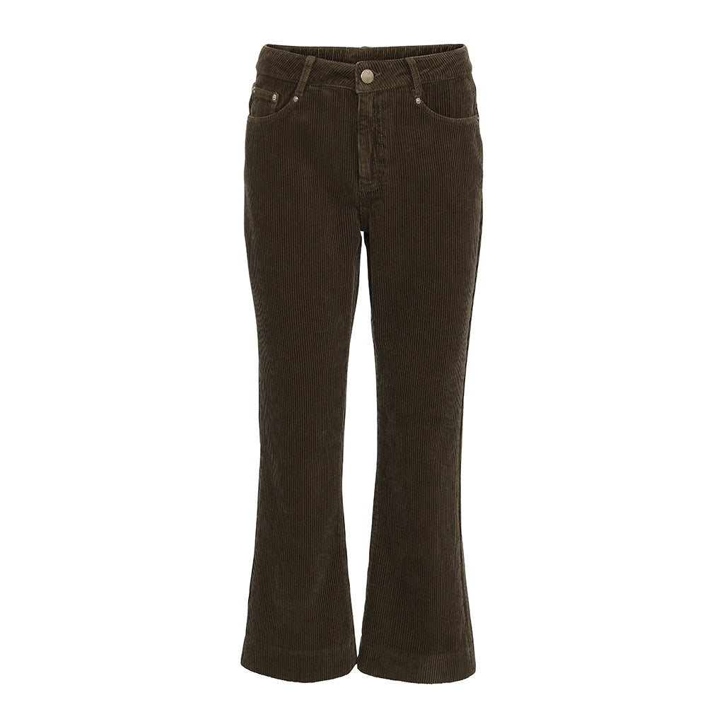 Day Birger Et Mikkelsen - Day Kadife Pant Forest