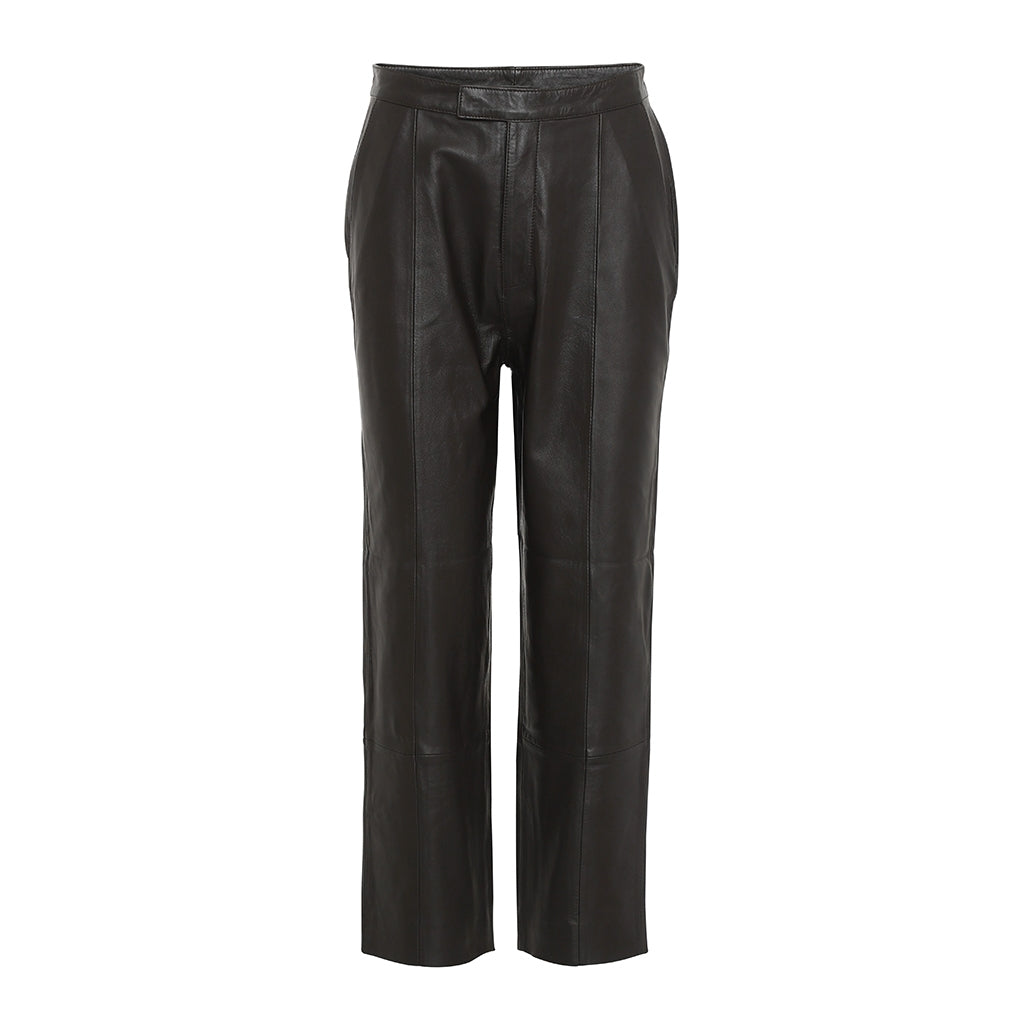 Day Birger Et Mikkelsen - Day Pigeon Leather Pants Bitter