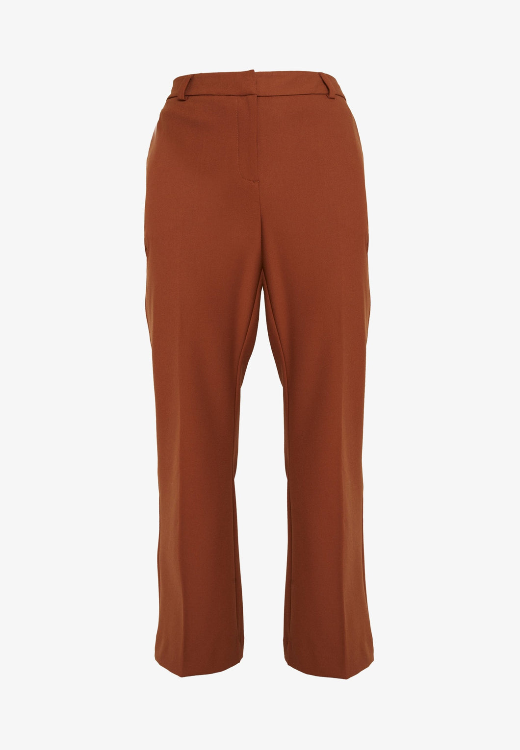 Selected Femme - Ada Cropped Pant Gingerbread