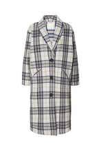 Load image into Gallery viewer, Lolly's_Laundry_Billie_Check_Coat_WillandWard