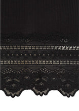 Load image into Gallery viewer, rosemunde_lace_silk_black_blend_toppe_mads_nordaard_copenhagen_uk_stockists_discount_code