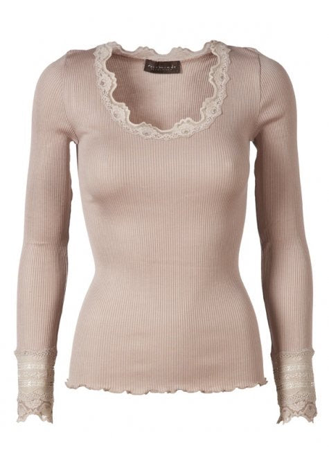 rosemunde_lace_silk_cacao_blend_toppe_mads_nordaard_copenhagen_uk_stockists_discount_code