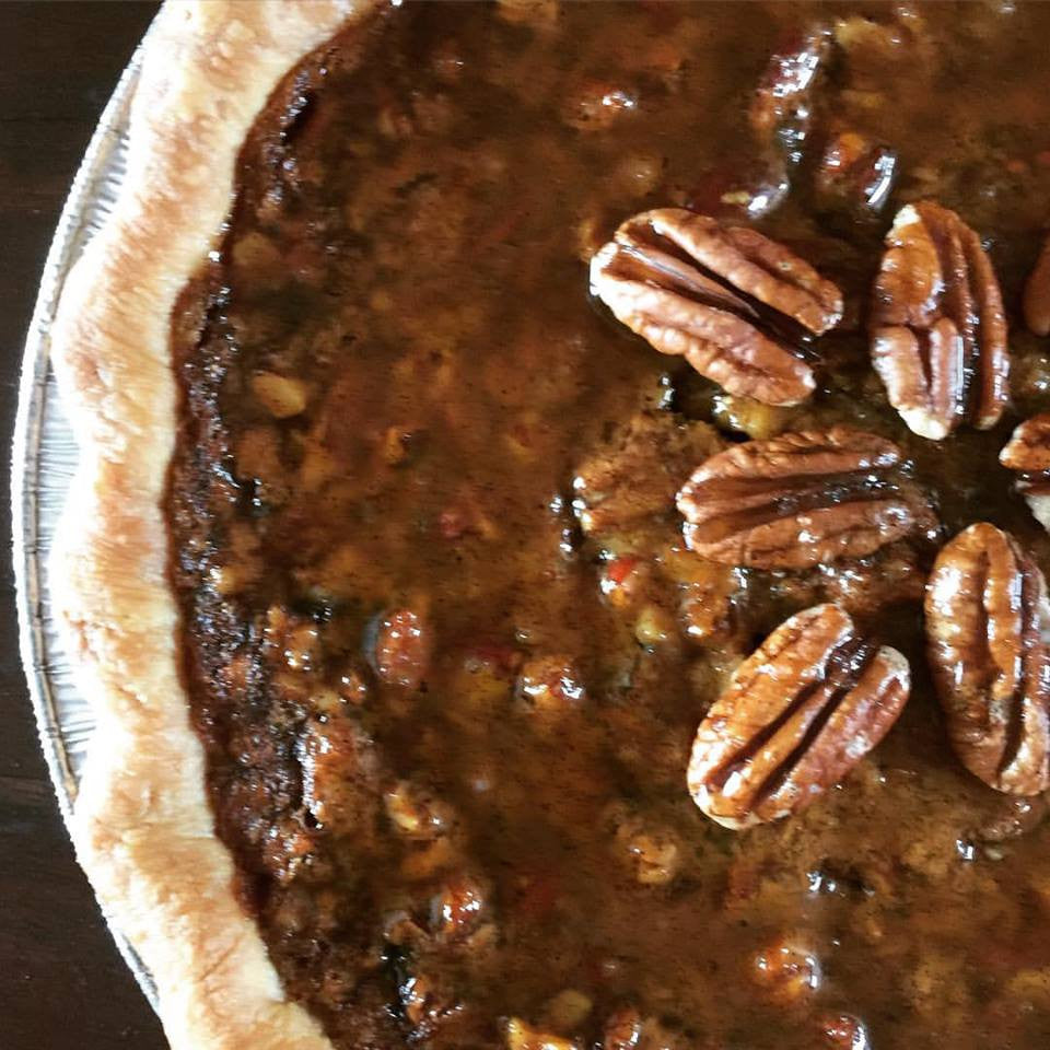 The Pie Piper Jack Daniel's No.7 Pecan Pie
