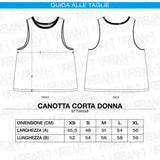 CANOTTA DONNA SHOES LOVER