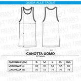 CANOTTA UOMO DARK WATER SAILOR
