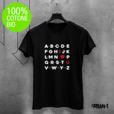 T-shirt UOMO ALPHABET LOVE