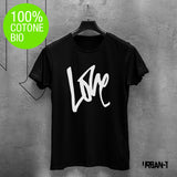 T-shirt UOMO LOVE GRAFFITO