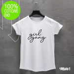 T-shirt DONNA GIRL GANG