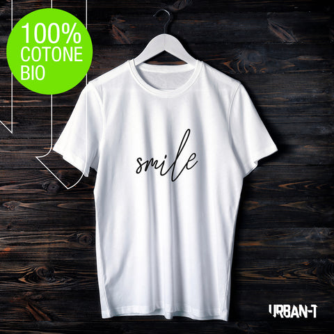 T-shirt UOMO SMILE