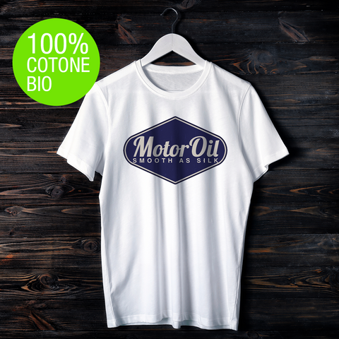 T-shirt UOMO MOTOR OIL