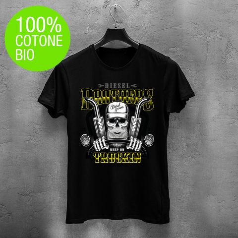 T-shirt UOMO BROTHER TRUCKIN